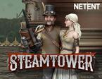 Slot NetEnt Steam Tower