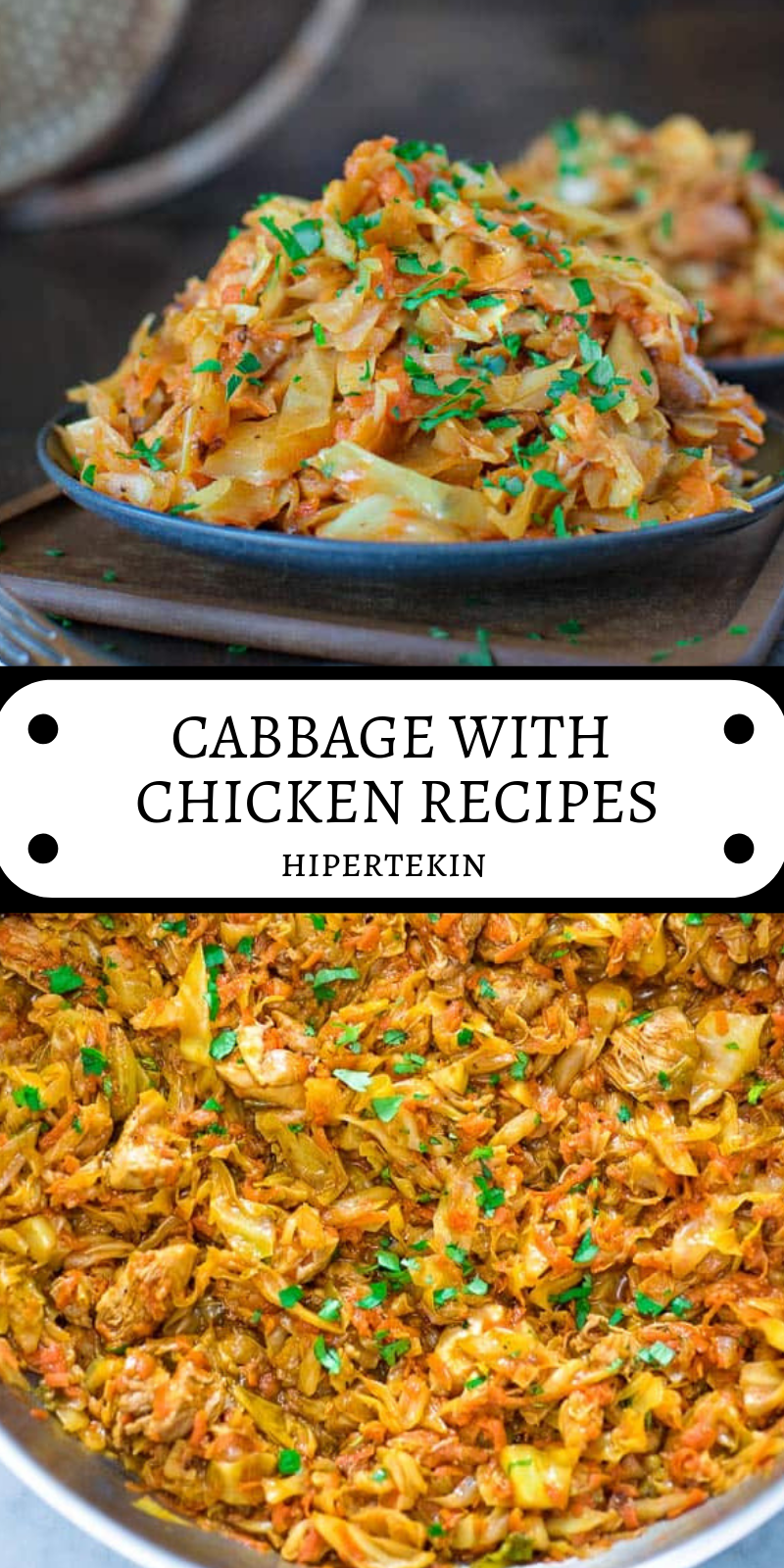 CABBAGE WITH CHICKEN RECIPES