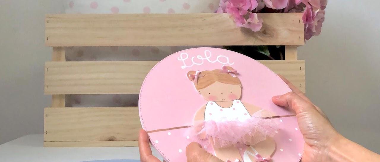 Placas de puerta infantiles personalizadas