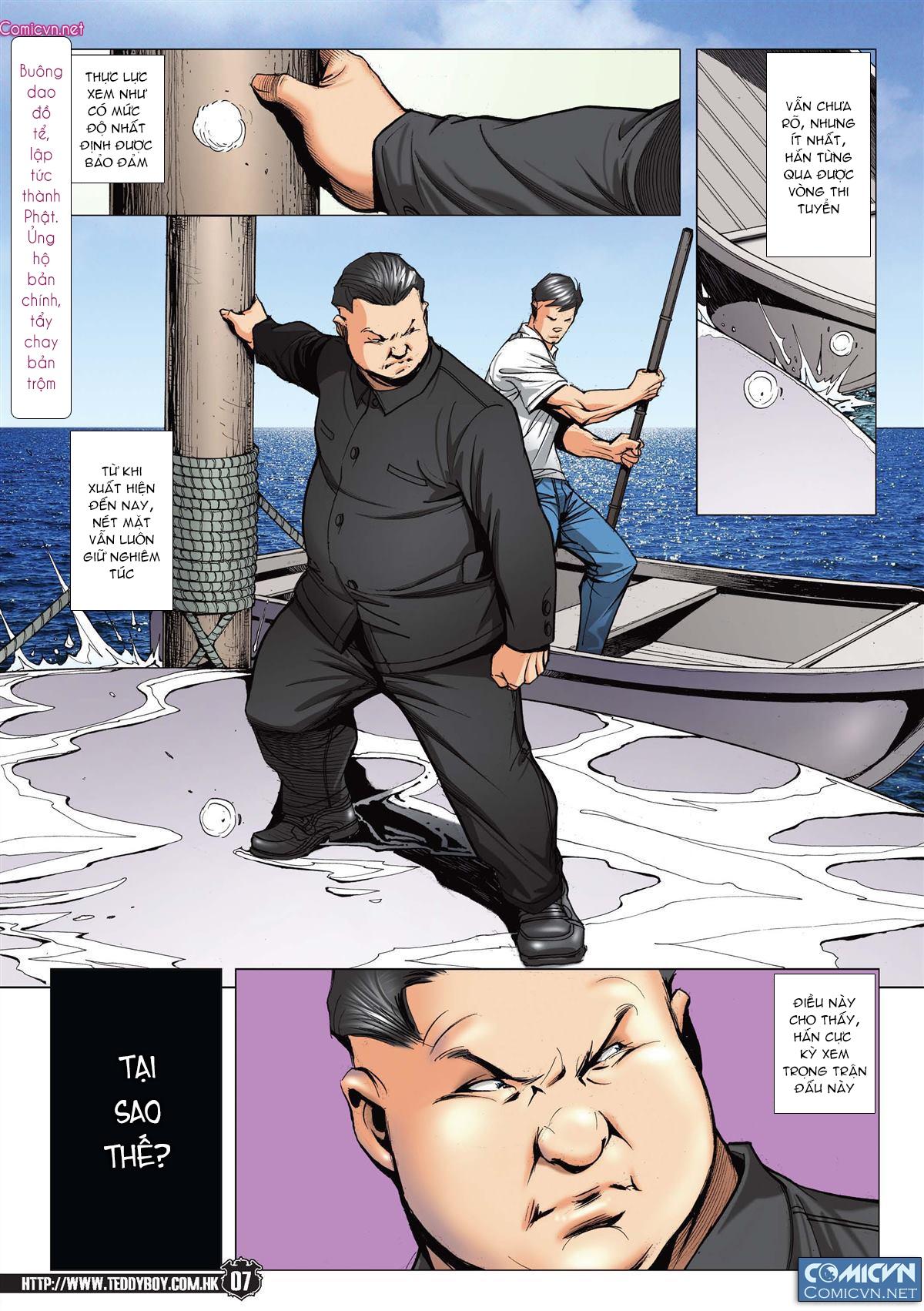 Người Trong Giang Hồ chapter 2146: có số không nói sớm trang 6