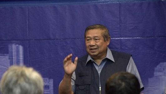 SBY Kumpulkan Ketua DPD Demokrat se-Indonesia