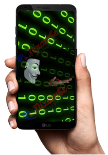 Hacked Android Phone Without Touch