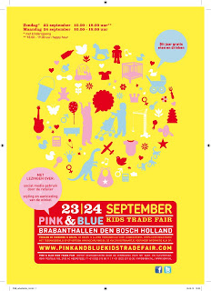 Pink & Blue Kids Trade Fair
