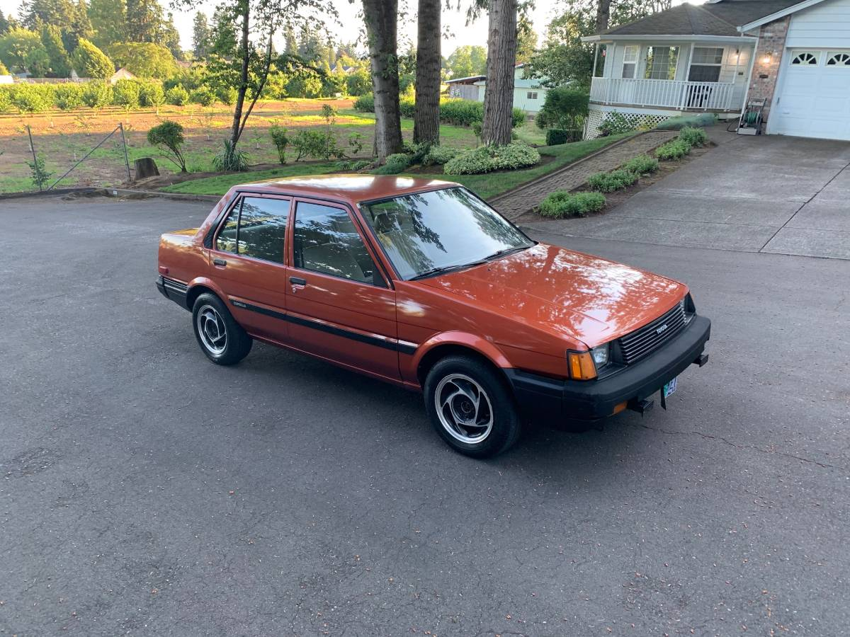 I Will Survive: 1984 Toyota Corolla LE