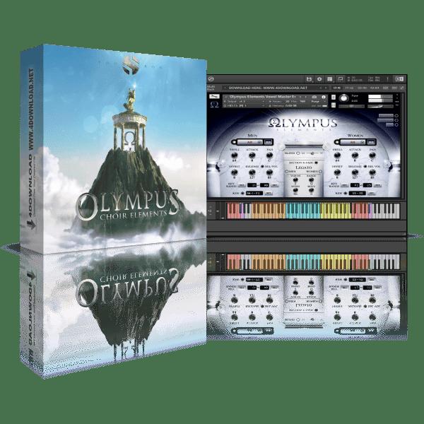 Soundiron Olympus Choir Elements v1.5 KONTAK Library