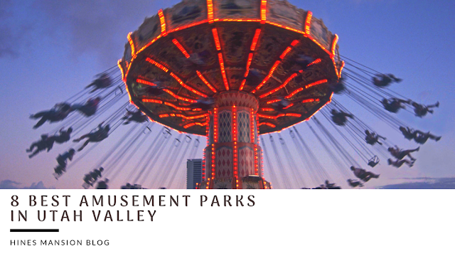 The 8 Best Amusement Parks in Utah blog cover image
