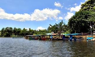 Gambar Wisata Terbaik Situ Panjalu - Ciamis - Tasikmalaya