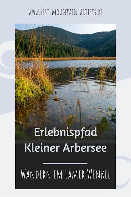 Erlebnispfad Kleiner Arbersee Lo03 | Wandern im Lamer Winkel | Bayerischer Wald | Großer Arber 31
