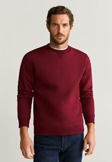Mango - Мъжки Пуловер Nola