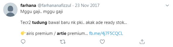 Feedback borong sticker tudung bawal Artie berlian DMC hotfix