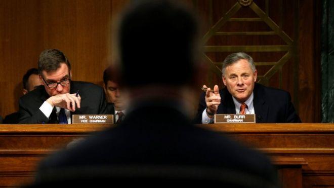 Russia 'tried to hijack US election', says US senator