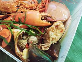 Kepiting Bang Ja'i Express, Seafood Jogja Lezat