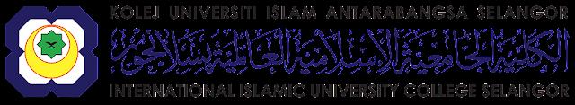 Jawatan Kosong Kolej Universiti Islam Antarabangsa Selangor 27 April 2017