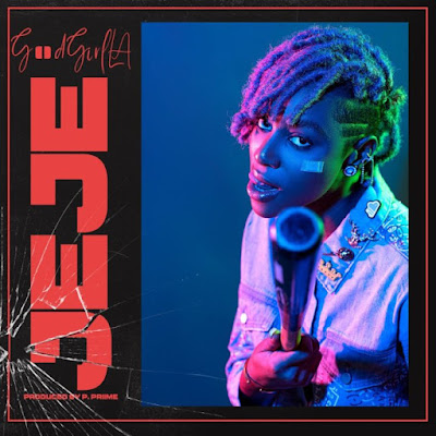 "Afro fusion singer GoodGirl LA finally drops her most anticipated singer for the year 2020 and she tags this new masterpiece track ""Jeje"" produced by P. Priime."