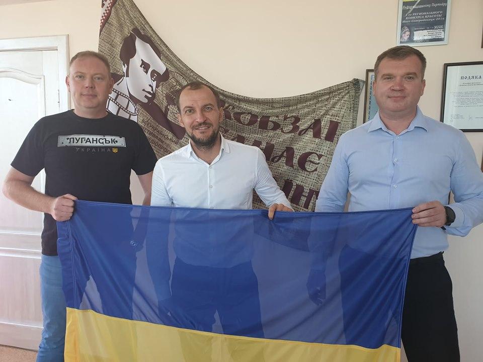 иду в луганск