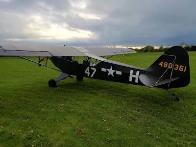 Mountmellick, Airfield