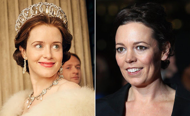 'Broadchurch' star Olivia Colman will replace Claire Foy as Queen Elizabeth in 'The Crown' Onlinelatesttrends