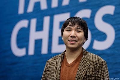 Wesley So en el Tata Steel Chess 2017