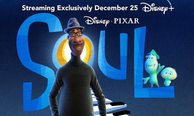 Pixar Soul Streaming on Disney+