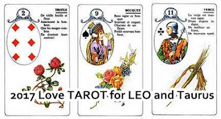 2017 Psychic Love oracle TAROT for LEO and Taurus