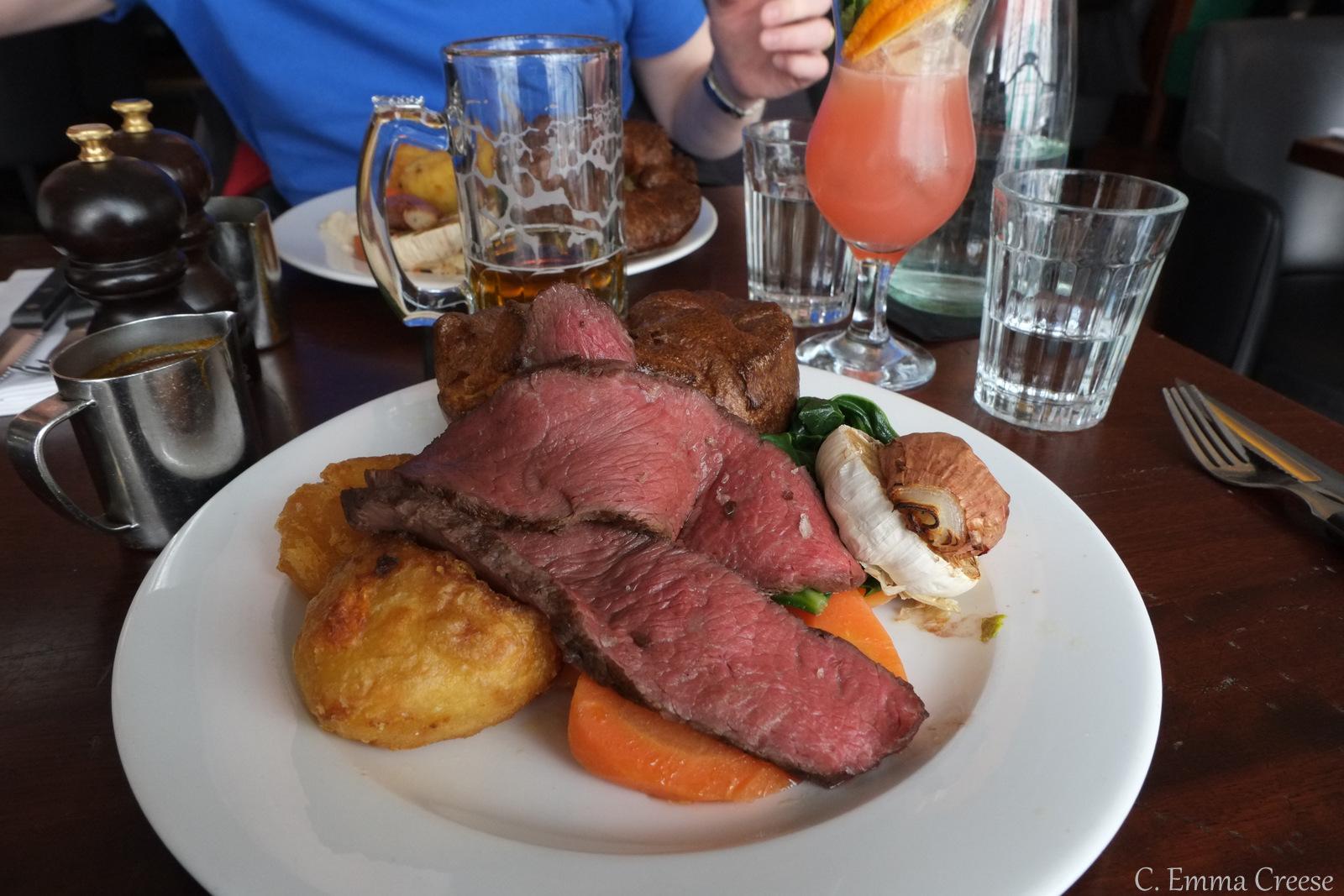 Best steak in London - Hawksmoor Air Street Steak Restaurant Review