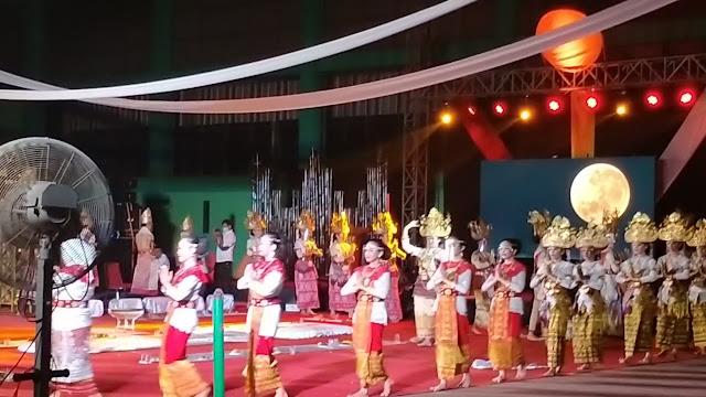 Festival Indonesiana Platform Kebudayaan digelar Di Lampung Utara
