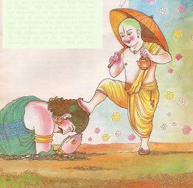 Mahabali in sutala patala