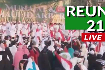 Live Streaming Reuni Akbar 212 Di Monas