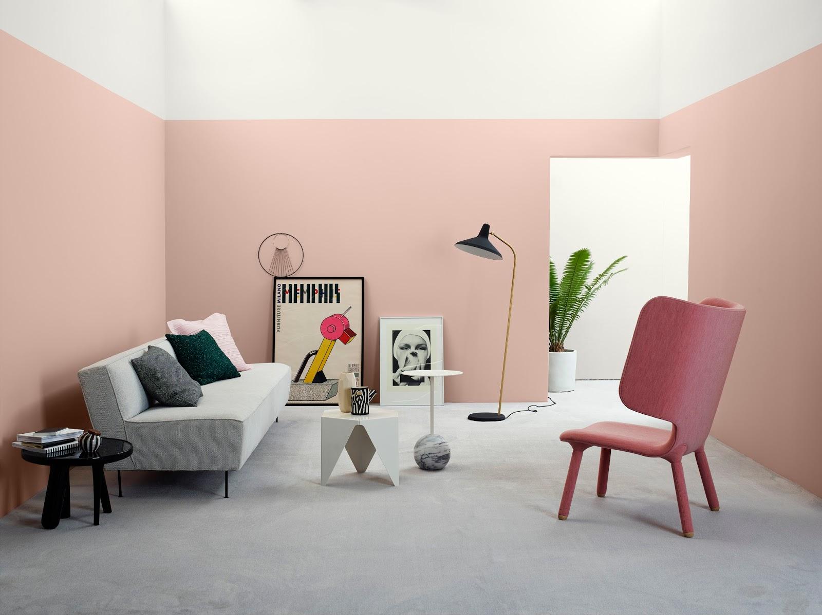 Colore De Pintura Para Interiores Inspiracin Y Color Salon  ~ Colores De Pintura Para Interiores