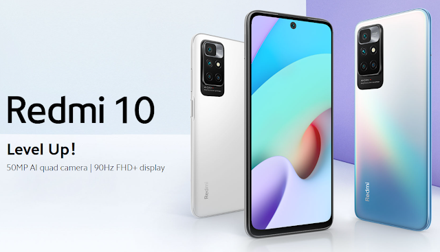 Kelebihan dan Keunggulan Xiaomi Redmi 10