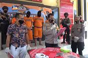 Polres Gagalkan Pengiriman 2.700 Liter Arak Jowo
