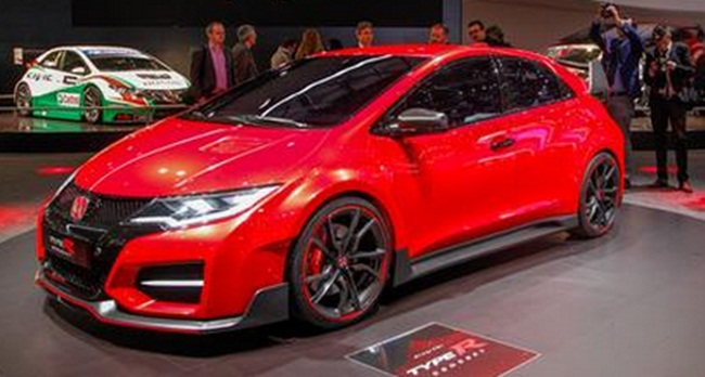 2016 honda civic si - photo #31