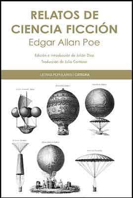 Relatos de ciencia ficción de Edgar Allan Poe