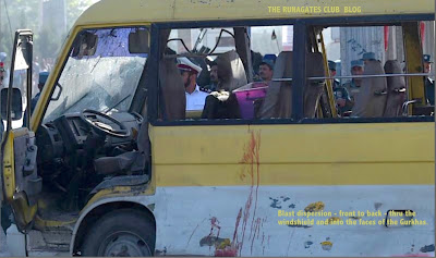 suicide bombing Kabul - 14 dead in mini-bus