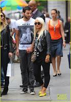Fotos: Christina y Matt de Paseo por Soho, NY (14/05/12