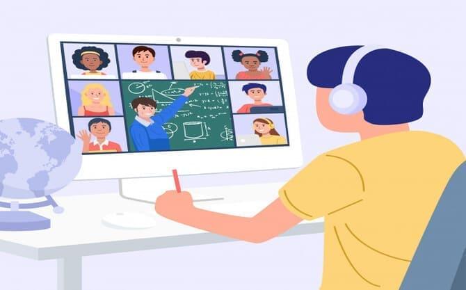 عيوب ومزايا التعليم عن بعد للطالب والمدرس