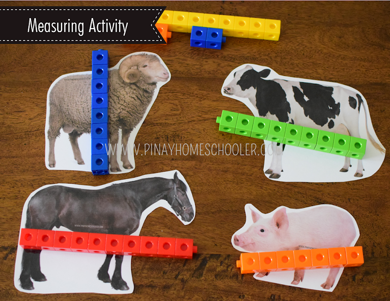 Farm Safari Toob Printable Learning Materials