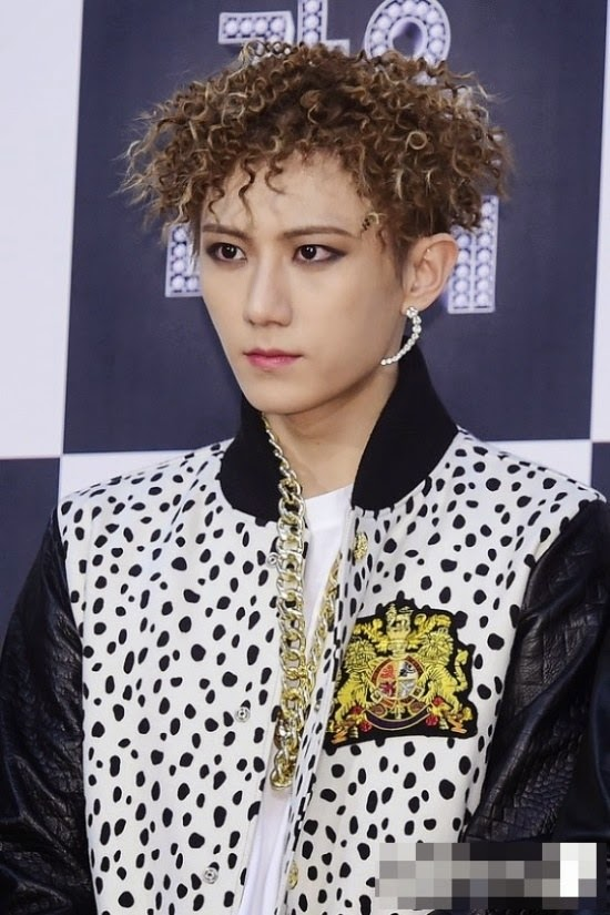 Image result for hyunseung beast hair