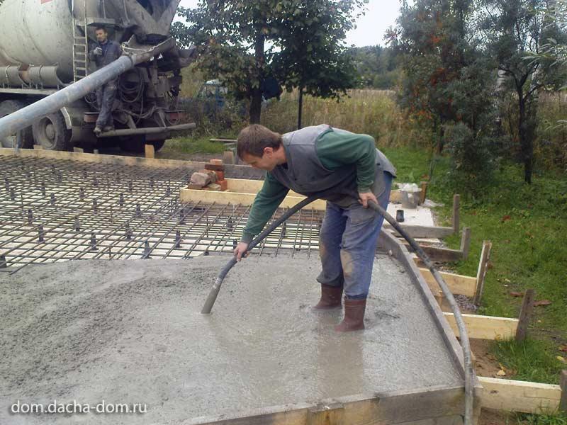 Concrete vibration concrete vibrators and its types for How do foundations work