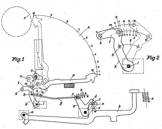 Davis Typewriter Works: Adler 1938 Standard