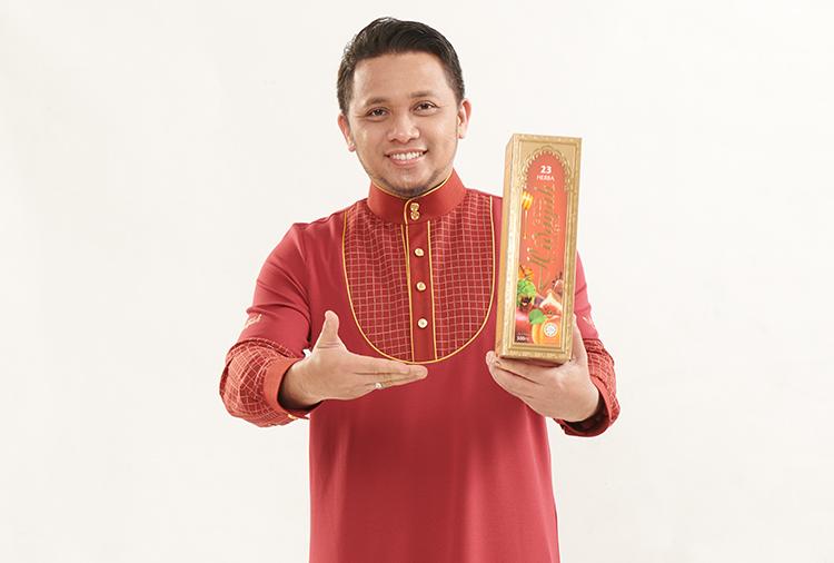 Menang RM10,000 Dengan Peraduan Wefie Raya Jus Hidayah Gold oleh Seraimas Herb