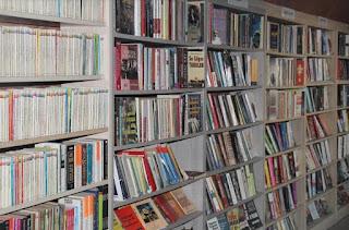 çöp kitap kütüphane
