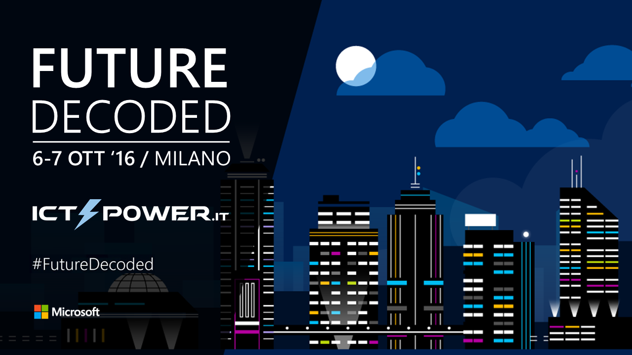 Future Decoded, diretta streaming da Milano | #LiveHTN HTNovo