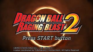 ISO LATINA DRAGON BALL RAGING BLAST 2 PPSSPP DBZ TTT