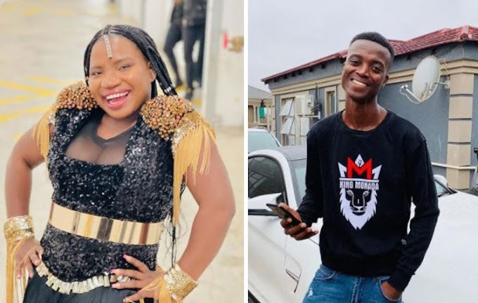 """King Monada and Makhadzi fight over a song """"Ghanama"""""""
