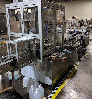 Cozzoli Filling/Capping System