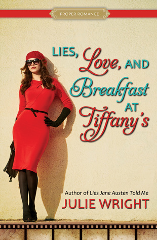 Heidi Reads... Lies, Love, and Breakfast at Tiffany's by Julie Wright