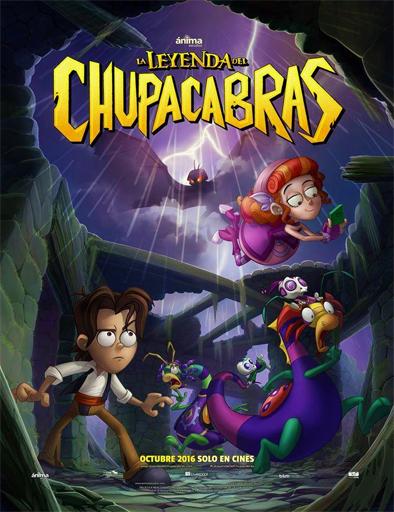 Ver La leyenda del Chupacabras (2016) Online