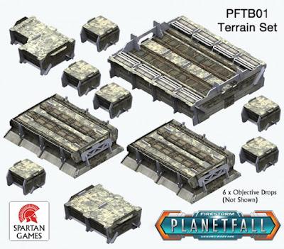 Planetfall Terrain Box