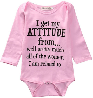 Funny Newborn Baby Girl Clothes